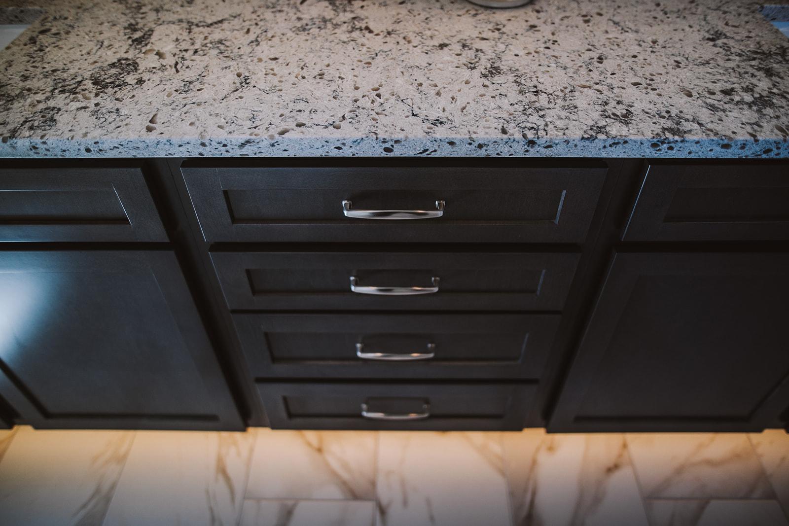 Lancaster Detail - Cabinets