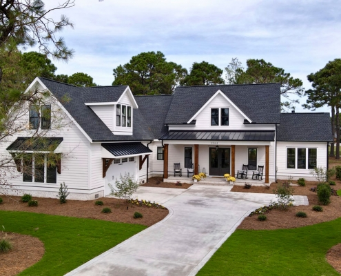 Del Ray Model Home - RiverBrook Builders